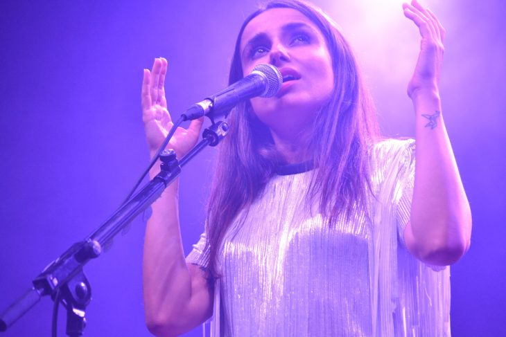 Zahara en Ebrovisión 2019