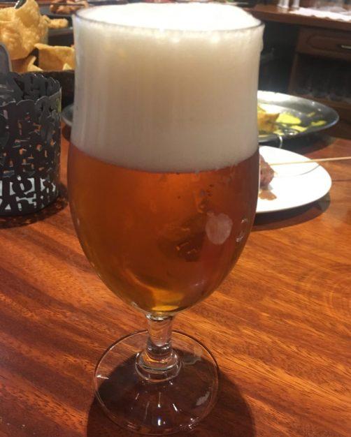Cerveza artesana del Asador Etxebarri