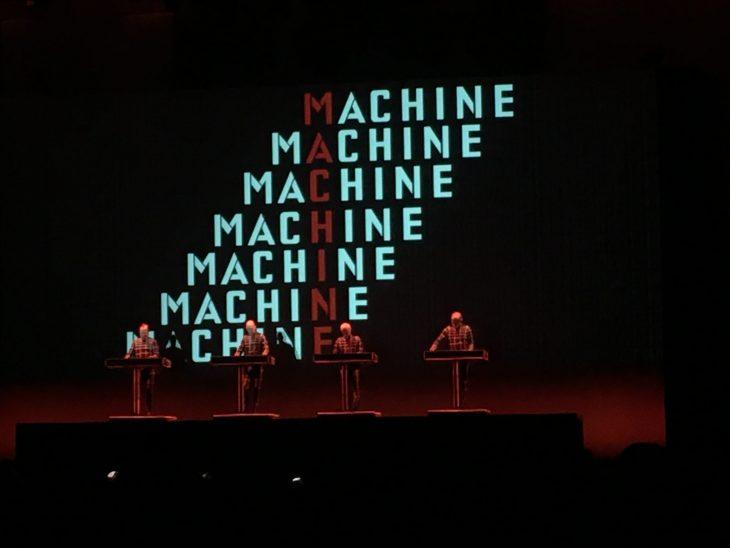 Kraftwerk en el BIME 2019