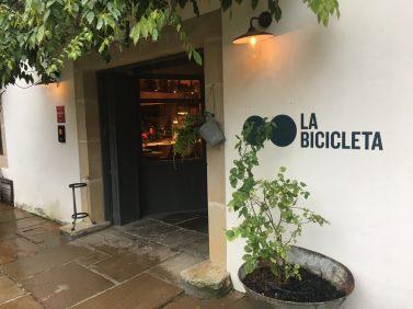 Restaurante La Bicicleta de Hoznayo