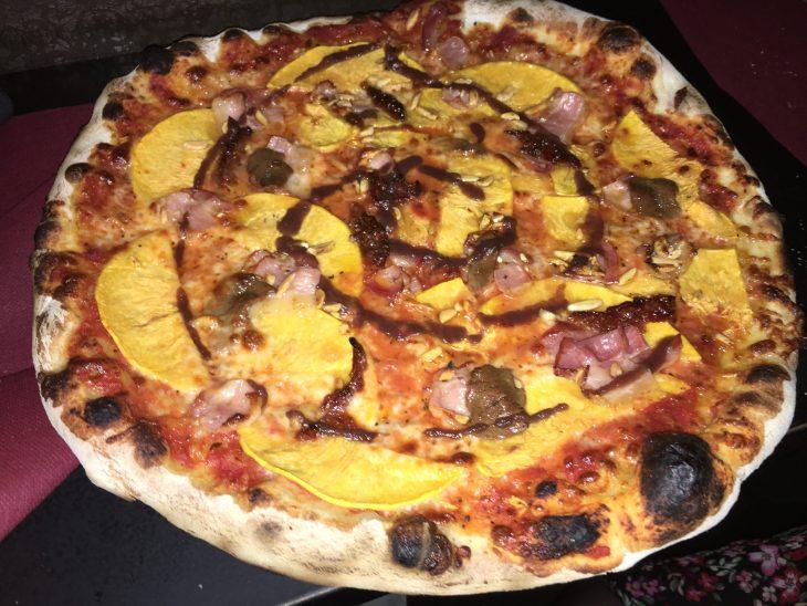 Pizza Del Marqués en el Coppola Bilbao
