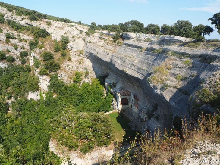 Cueva de San Bernabé en Ojo Guareña