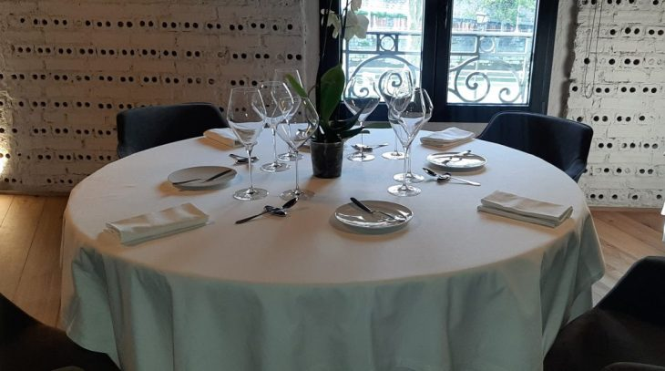 Restaurante Ola MartÍn Berasategui