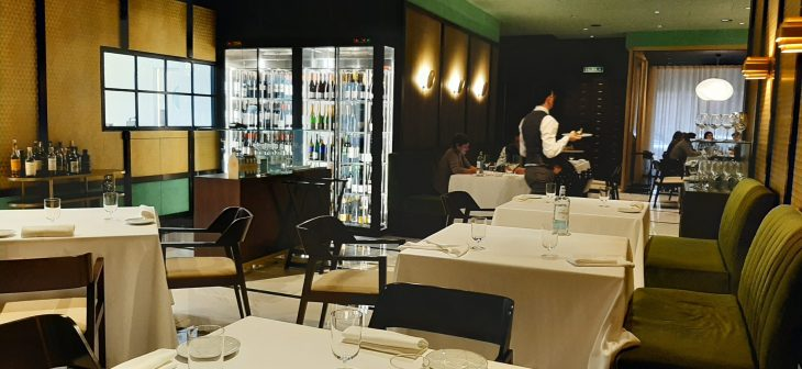 Restaurante Alejandro Serrano de Miranda de Ebro