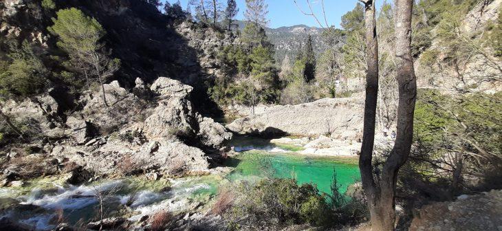 Ruta del río Borosa en la Sierra de Cazorla