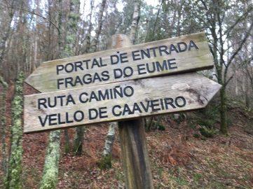 Camiño Vello de Caaveiro