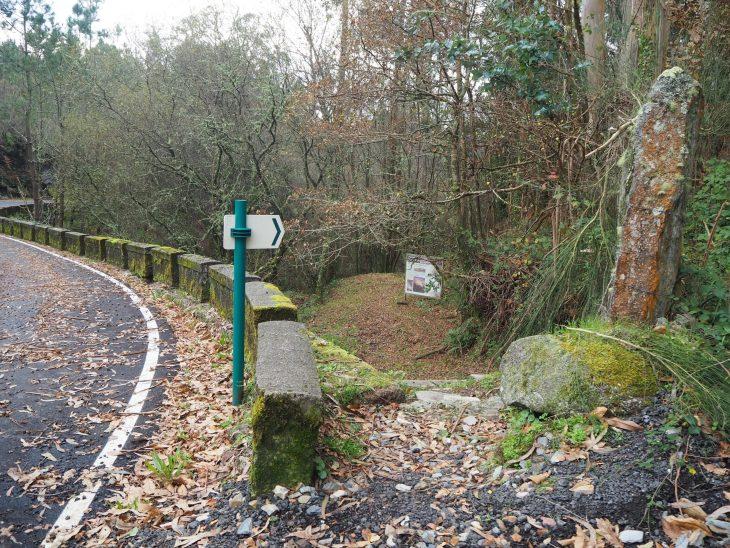 Ruta de los Molinos del Sesín en A Coruña