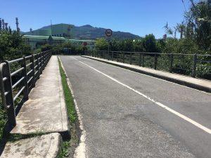 Puente sobre el río Barbadun