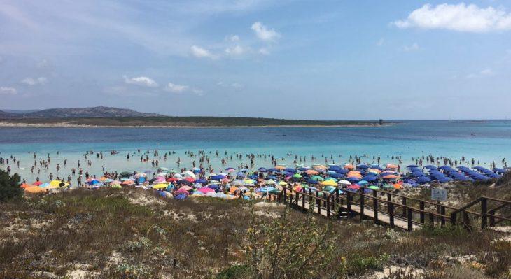 Playa o Spiaggia La Pelosa