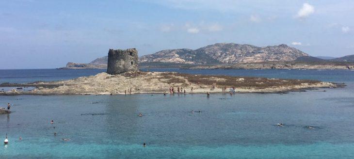 Isla y Torre de La Pelosa
