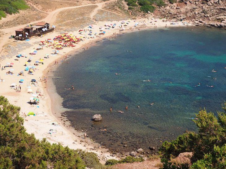 Playa Torre del Porticciolo