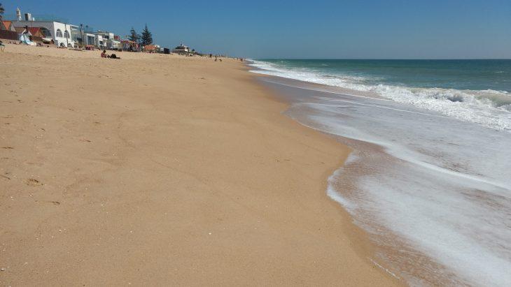 Playa o Praia de Faro