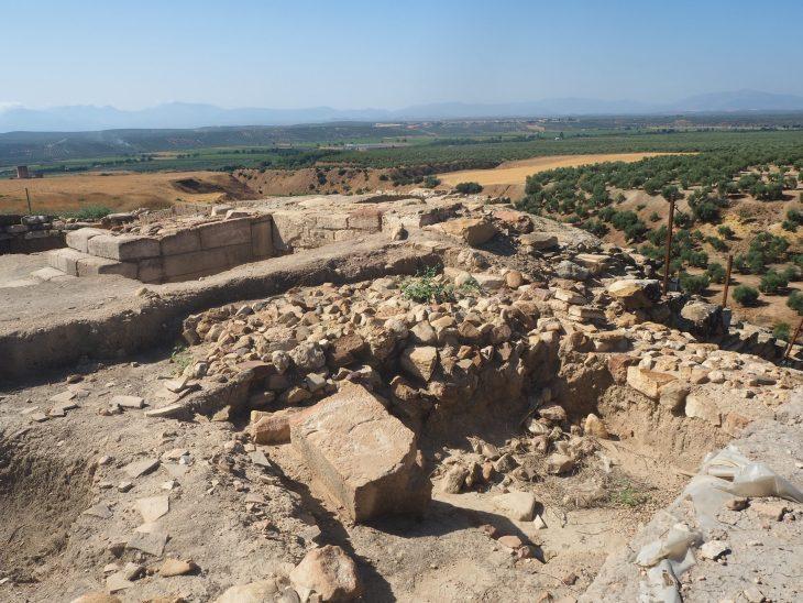 Santuario de Torre Alta en Cástulo