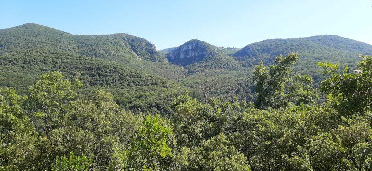 Ruta del agua de Berganzo hasta la Cascada del Inglares