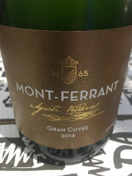Cava Mont Ferrant Gran Cuvée Gran Reserva