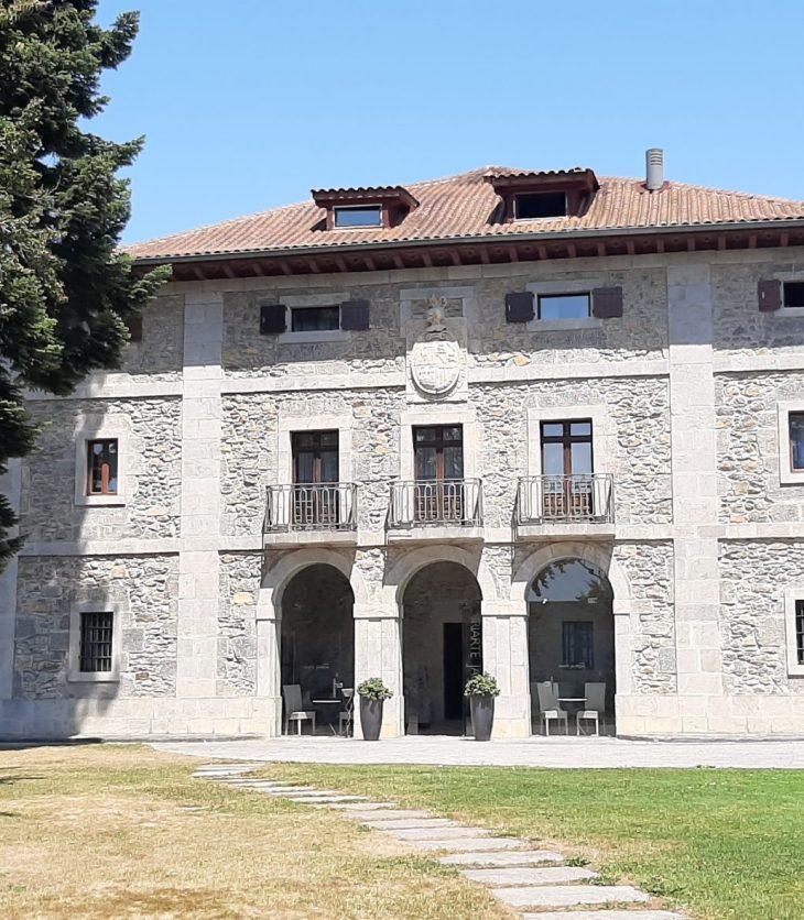Hotel Iriarte Jauregia de Bidania-Goiatz