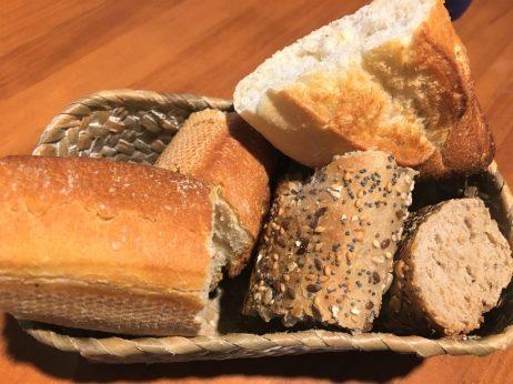 Selección de panes