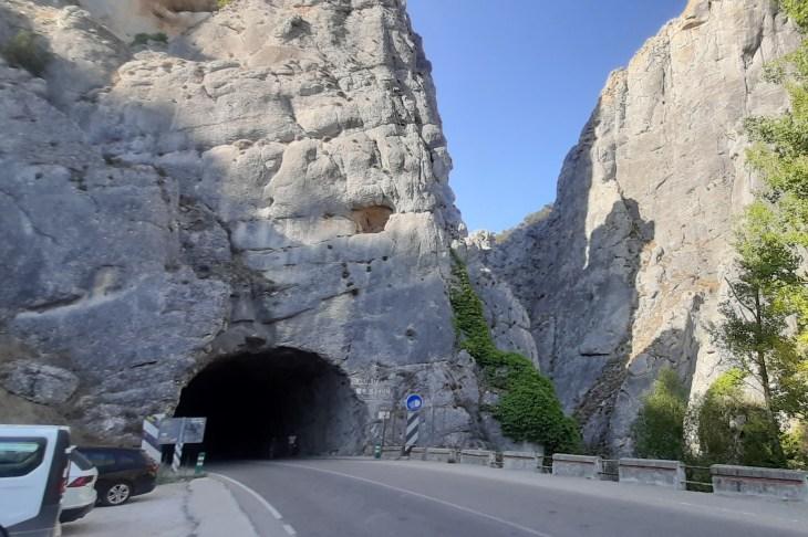 Ruta del Desfiladero de la Yecla