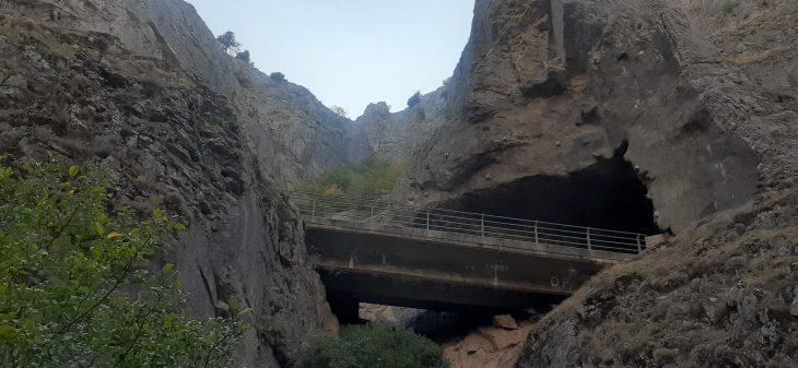 Túneles de la carretera