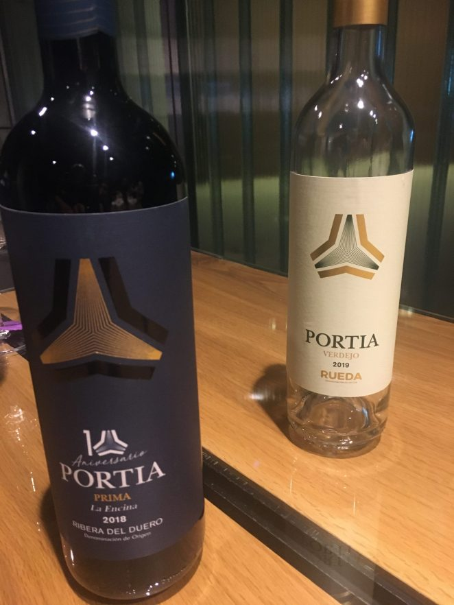 Vinos Portia
