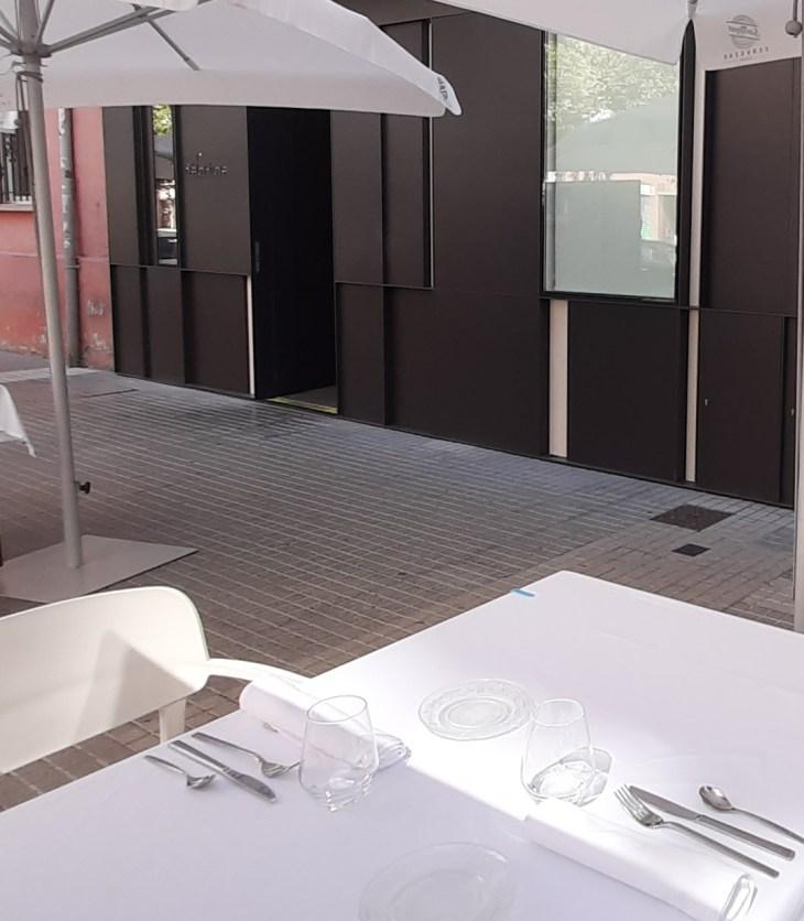 Restaurante La Fábrica de Burgos