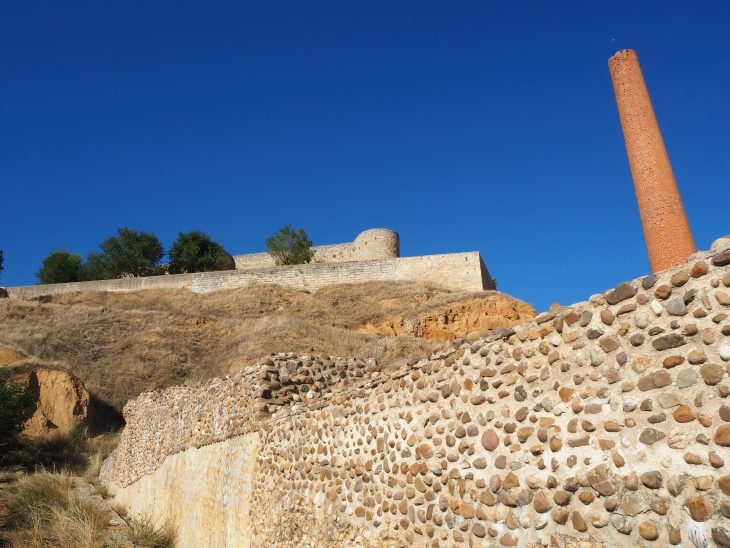 Fábrica de ladrillos y Alcázar de Toro