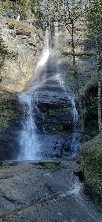 Cascada de Uguna