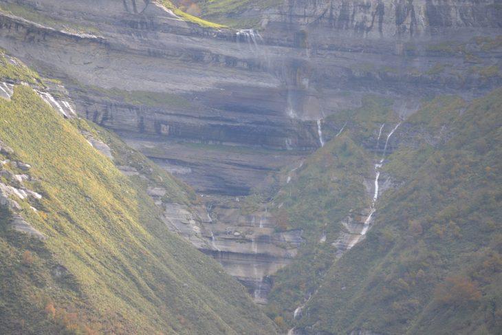Cascada de San Miguel en Las Merindades