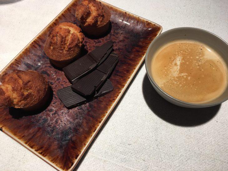 Migmardises y café