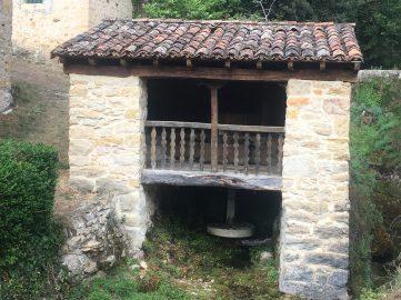 Molino de Quintanilla Valdebodres