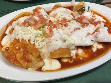 Enchiladas Alicia
