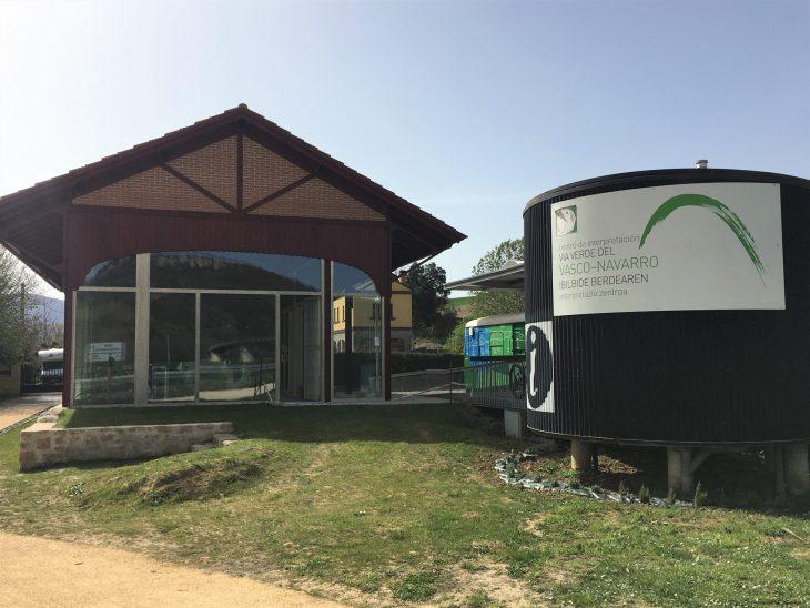 Centro de Interpretación de la Vía Verde del Vasco Navarro