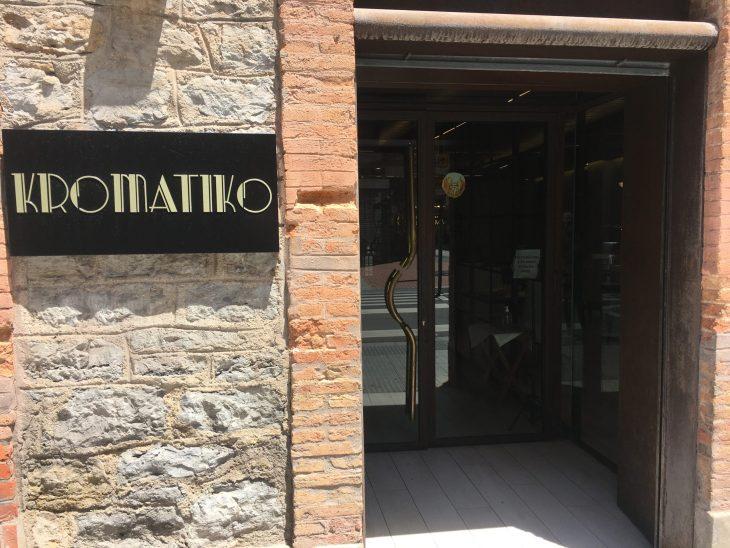 Kromatiko Restaurante de Vitoria-Gasteiz