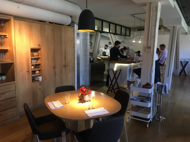 Mina Restaurante de Bilbao