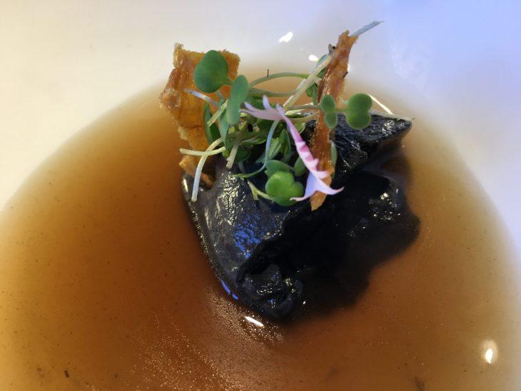 Cremoso de ajo negro