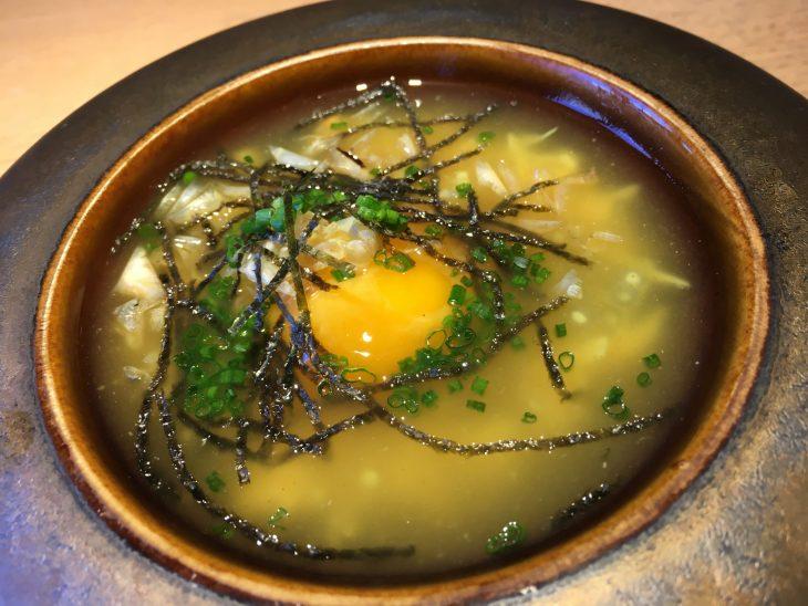 Sopa de txangurro