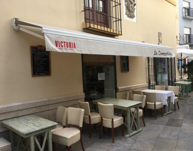 La Cosmopolita de Málaga