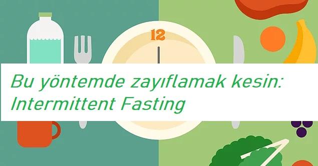 Spor Eğitimi: Intermittent Fasting nedir? Kilo sorununa kalıcı çözüm mü?
