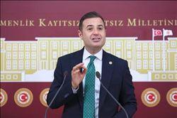"""Akın, """"Marmara Denizi can çekişiyor seyirci kalınamaz"""""""