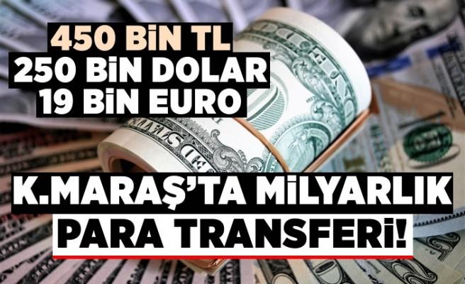 Kahramanmaraş'ta DEAŞ'a Para Aktaran Örgüt Ortaya Çıktı