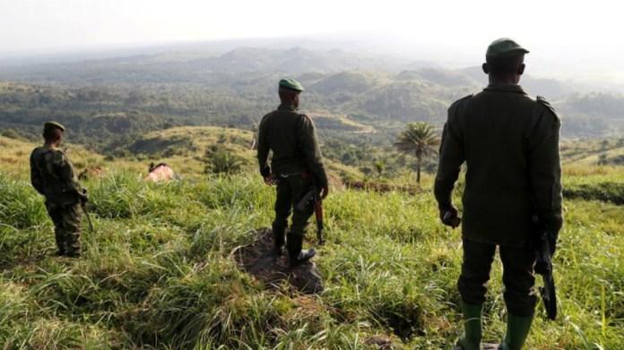 Demokratik Kongo Cumhuriyeti'nde 20 kişi öldürüldü