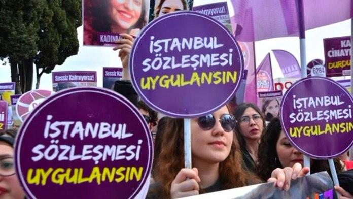 'Türkiye'nin iç hukukunu gerekçe göstererek sözleşmeden imtina etmesi mümkün değil'