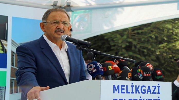Mehmet Özhaseki: Kadına şiddeti benim imanım engelliyor