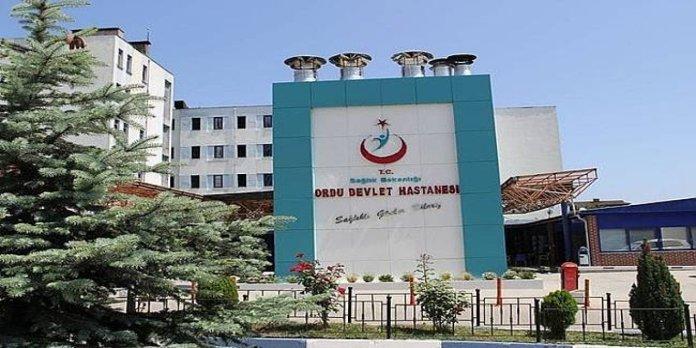 Adana'da sahra hastanesi mühürlenmişti, Ordu'da otopark hastane oldu