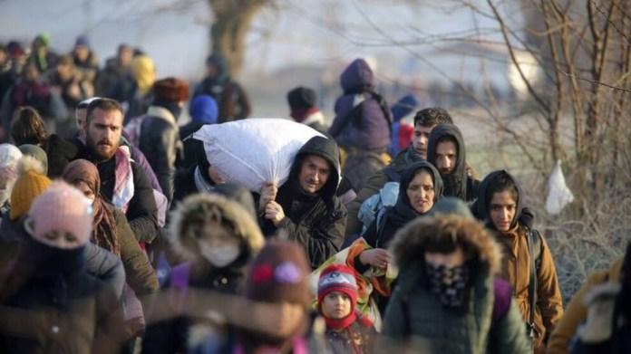 AB sınırlarında göçmenlere şiddeti anlatan kara kitap