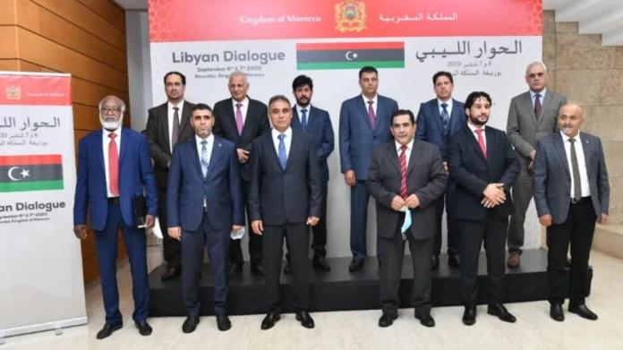 Libya'nın geçici hükümeti İsveç'te seçilecek
