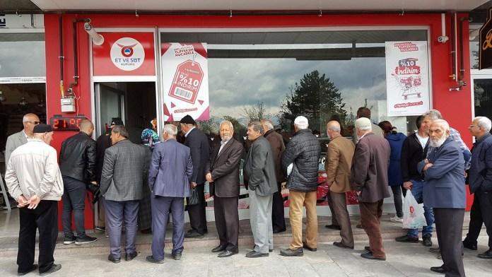 CHP'li Gürer:ESK, üreticiden 38 liraya aldığı eti 100 liraya satıyor