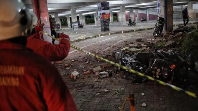 Endonezya, Kıbrıs ve Suriye'de deprem