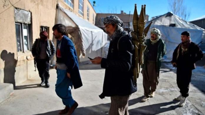 Talibanlara göre ABD anlaşmayı ihlal ediyor