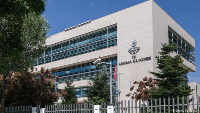 AYM İletişim Başkanlığı'nın denetim yetkisini iptal etti